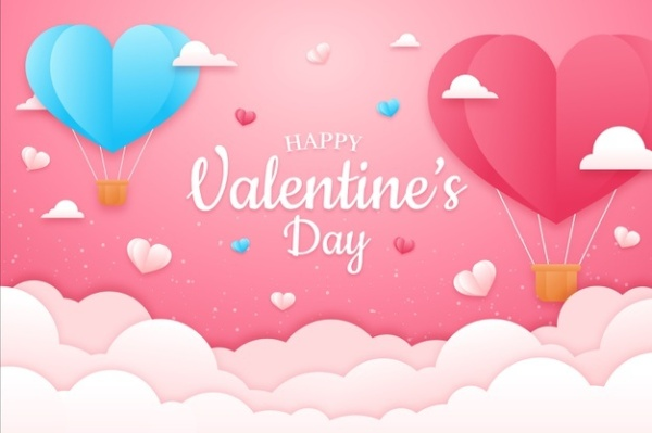 valentines-day-background-concept-paper-style_23-2148405082
